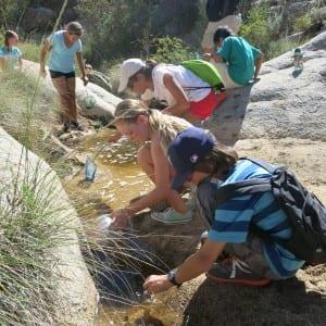 Freshwater Sampling