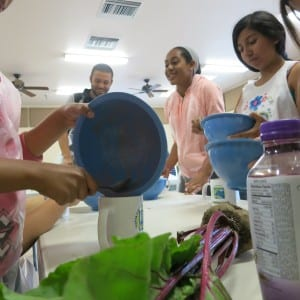 Gardening & Cooking Elective